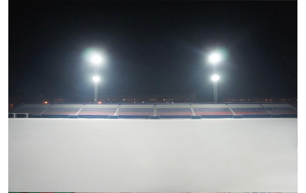 """Освещение стадиона """"Химик"""", г. Усолье-Сибирское"""