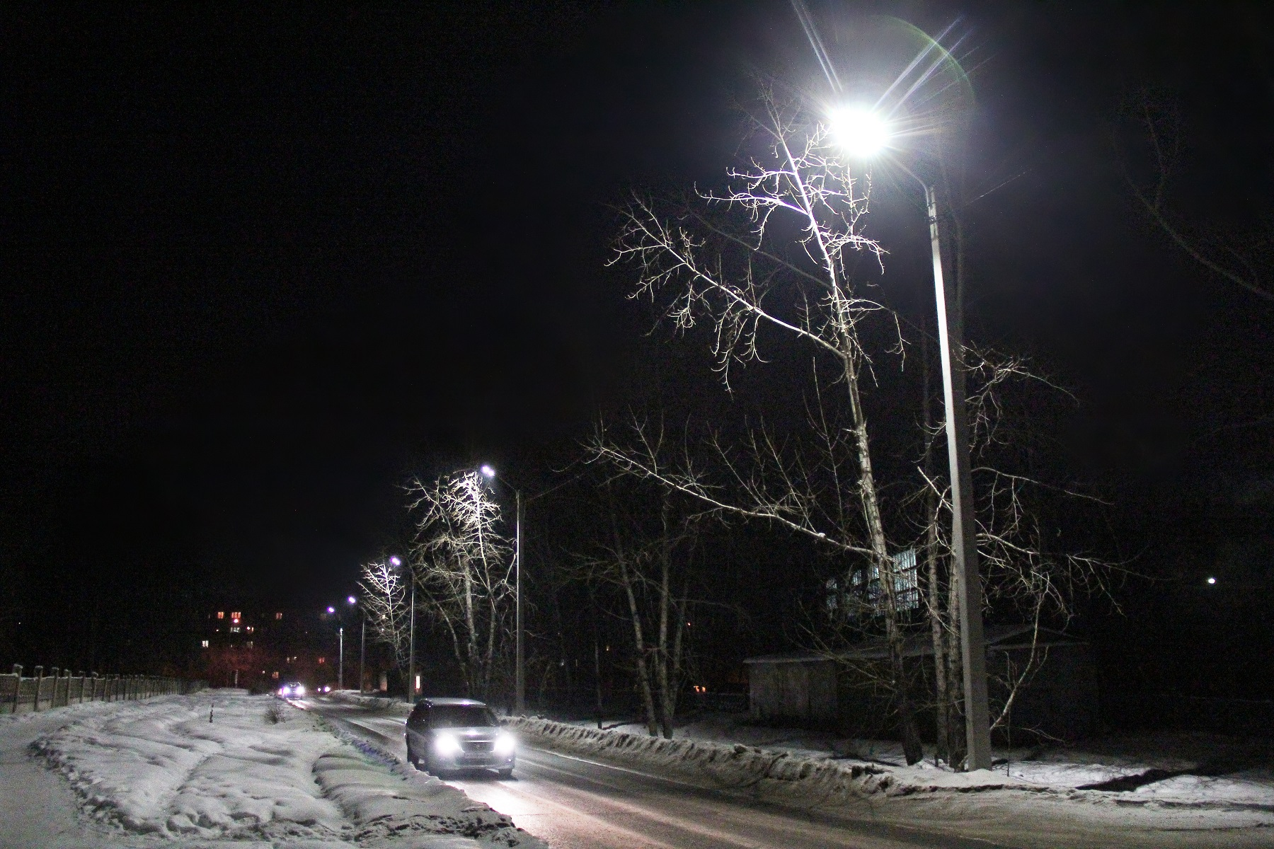 ул. Оречкина, г. Ангарск